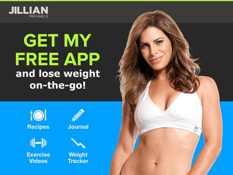 Jillian Michaels Slim-Down: Weight Loss, Diet, Fitness, Workout & Exercise Solution screenshot