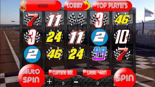 Absolut Race Faina Slots