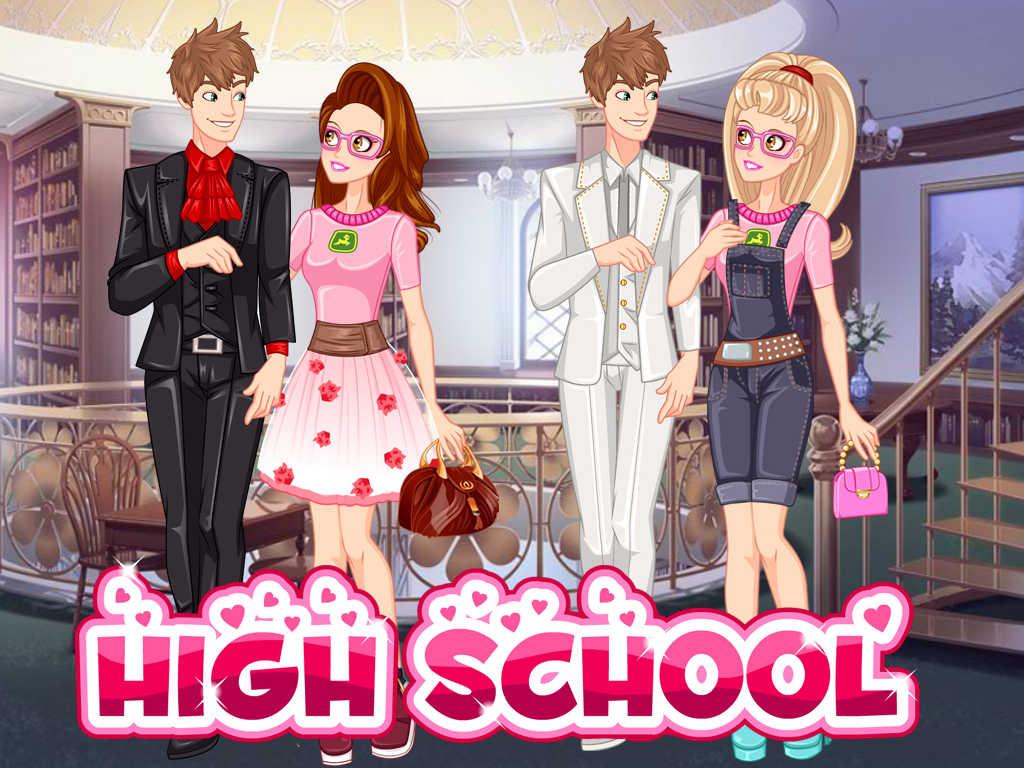 High school dating app