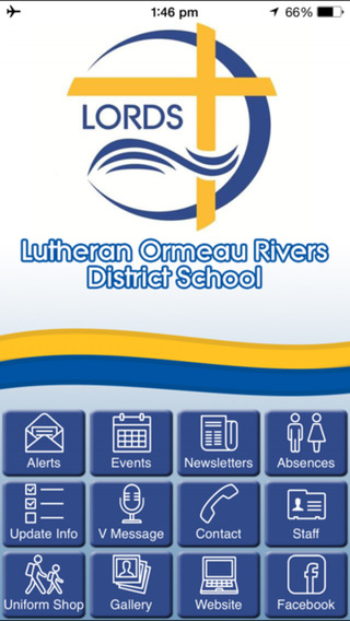 Lutheran Ormeau Rivers District School