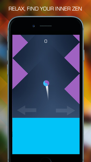 Pinnacle Pro - The Zen Ball Bounce Jump Game
