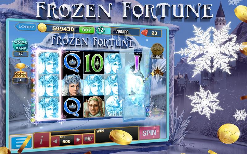 Slots of Legend Screenshot - 5