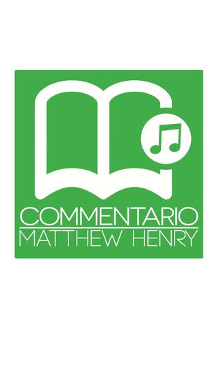 Matthew Henry 1 Parte