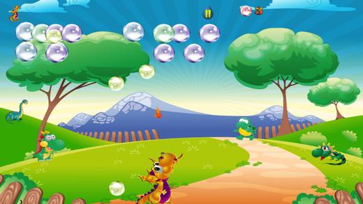 Dragon Bubble Ball Pro