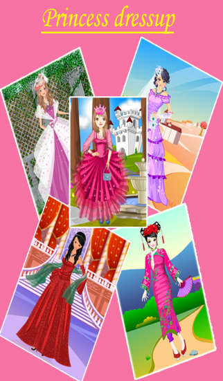 Flying High Princess - Dress Up