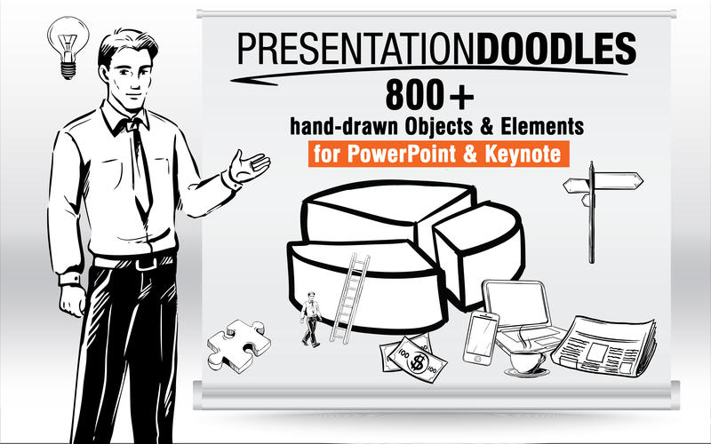 PresentationDoodles for PowerPoint and Keynote Screenshot - 1