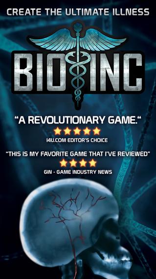 生化公司:Bio Inc. – Biomedical simulator