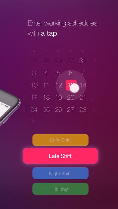 Shift Change Screenshots