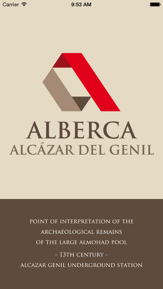 Alberca Alcazar Genil