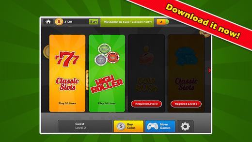 Triple Jackpot Party Casino Slots