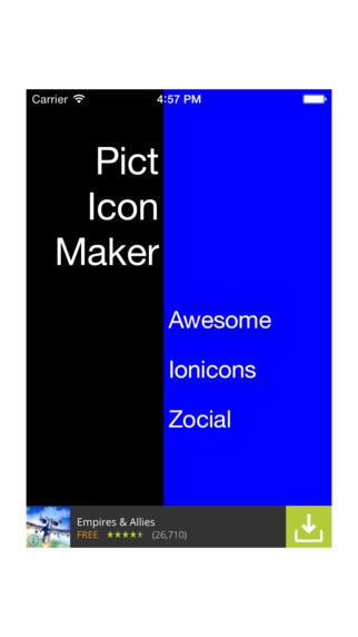 PictIconMaker