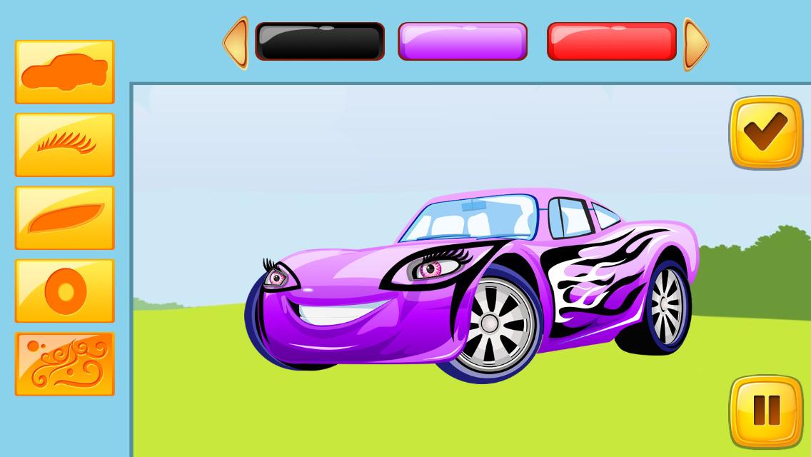 App Shopper Car Design Salon Fun Games