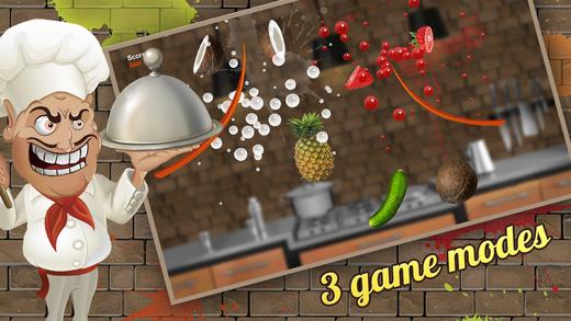 Crazy Cook: Fruit Apocalypse