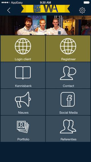 Web App Easy