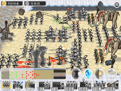 Stick Wars Origins HD