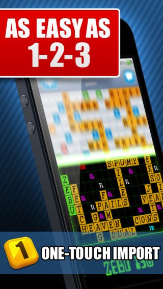 Cheat Master 5000 - free word cheats for New Words With Friends