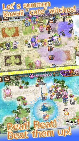 魔女塔防:Defense Witches for iPhone/iPad