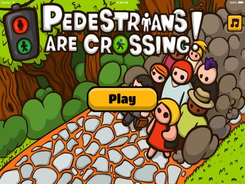 Pedestrian Crossy
