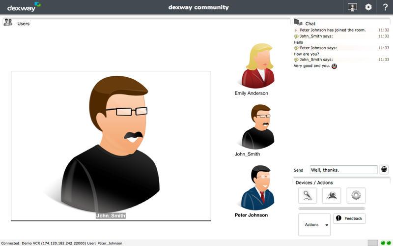 VirtualClass Screenshot - 2