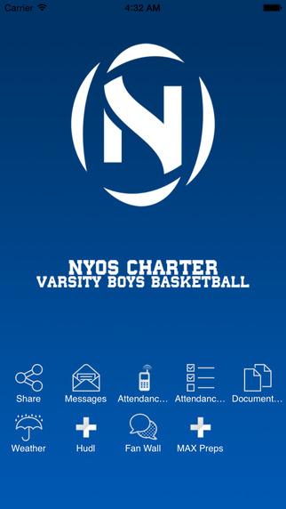 NYOS Varsity Boys Basketball