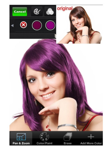 Beautify FreeHair Colorizer Pimple EraserEye Color ChangerBest Photo Edit