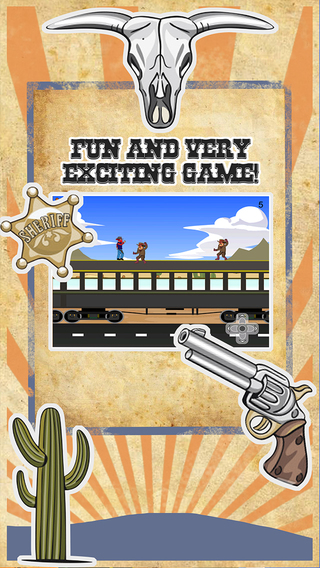 Wild West Cowboy Renegade: Six Gun Ranger Outlaw Pro