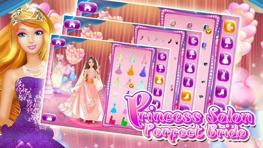 Princess Salon-Perfect Bride