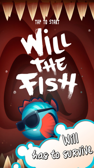 Will the Fish - Jump Flappy sea