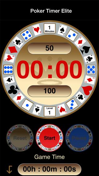 Poker Timer Elite