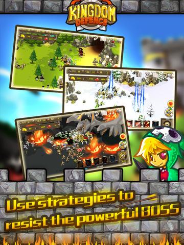 Kingdom Defence screenshot 8