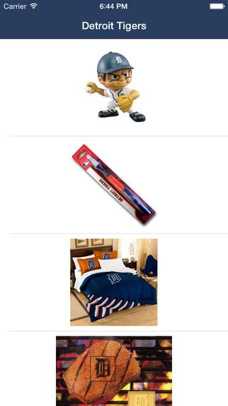 FanGear for Detroit Baseball - Shop for Tigers Apparel Accessories Memorabilia