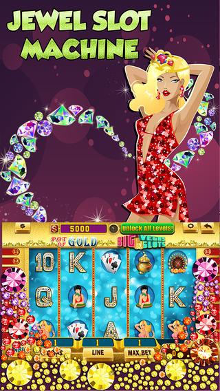 Jewel Slot Machine - Las Vegas Pokies Slots Casino