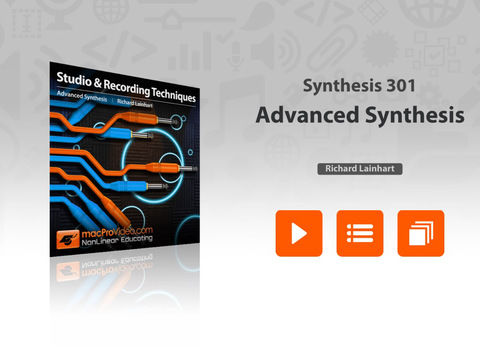 Advanced Synthesis by Richard Lainhart iPad Screenshot 1