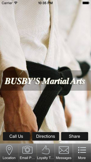 Busby's Family Karate