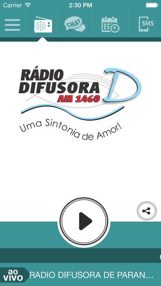 Rádio Difusora de Paranaguá AM 1460
