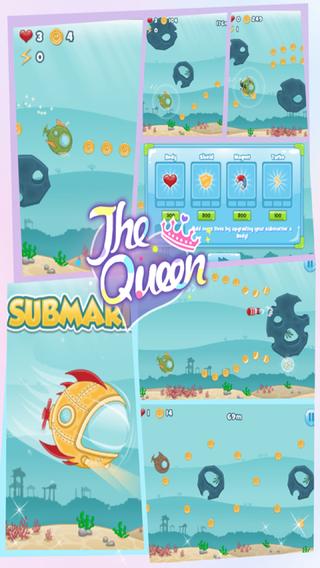 Submarine Live Rush