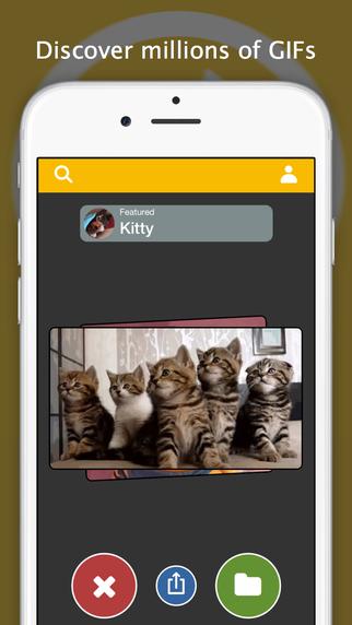 Blippy - GIF Folders