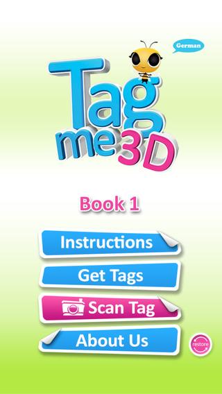 Tagme3D DE Book1