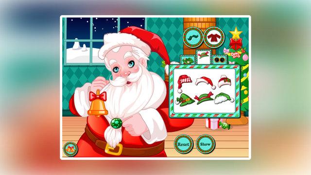 Santa Loves Beautiful