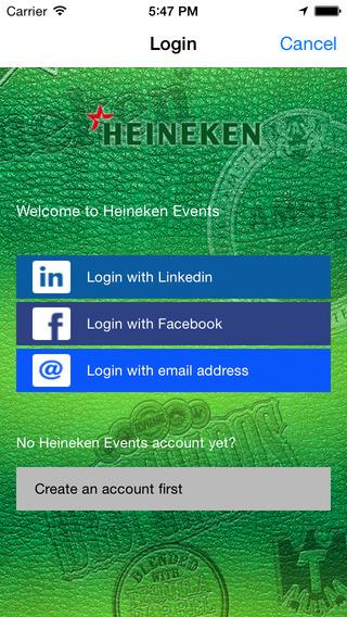Heineken Events