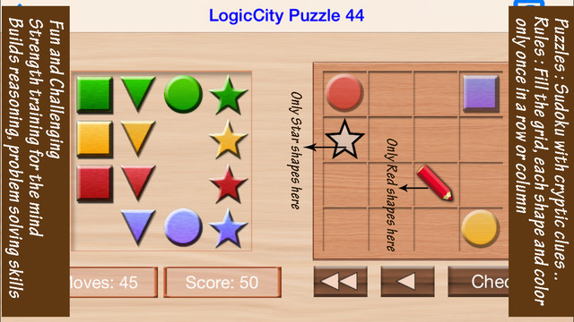 LogicCity for Schools Screenshots