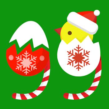 99 Eggnogs LOGO-APP點子