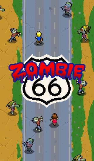 Zombie 66 - Worst road trip ever