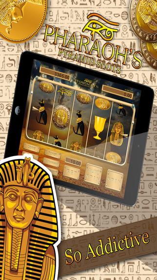 Pharaoh's Pyramid Slots - Deluxe Casino Slot Machine and Bonus Games FREE