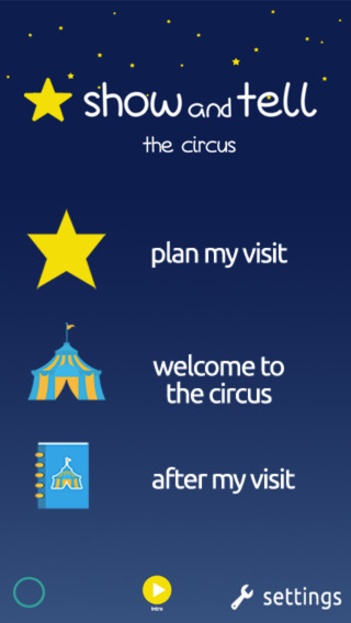 Circus Starr - Show and Tell