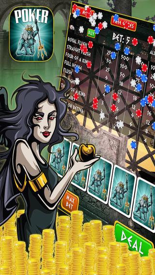 Bonus Titan Video Poker ULTRA - The 777 Vegas Casino Double Jackpots Game