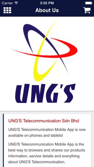 UNG'S TELECOMMUNICATION
