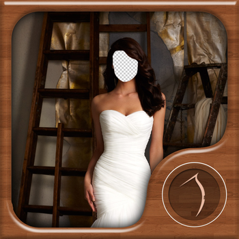 Bridal Dress Photo Montage 攝影 LOGO-玩APPs