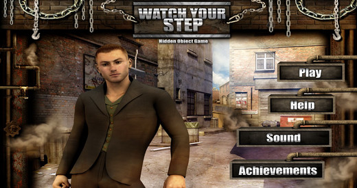 Watch Your Step - Free Hidden Object Games