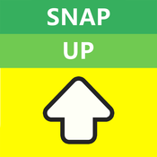 Snap Up - Snap Save & Upload for Snapchat, send photos & videos from camera roll free